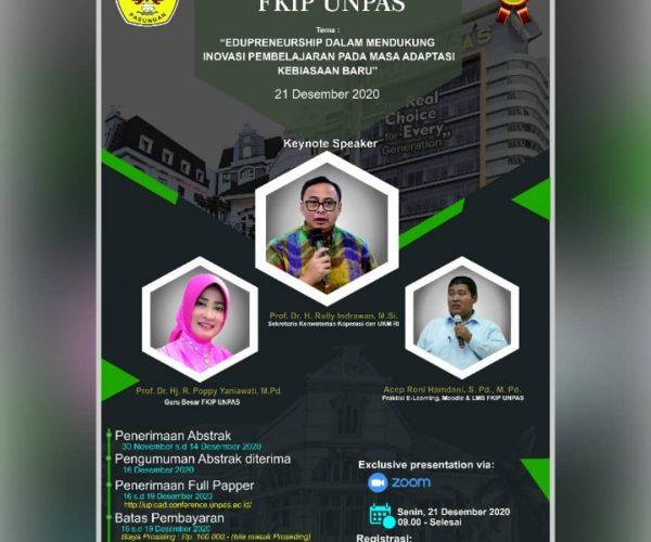 Webinar Nasional FKIP UNPAS